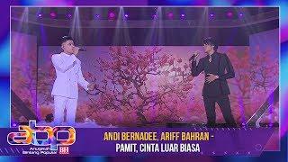 Andi Bernadee, Ariff Bahran - Pamit, Cinta Luar Biasa | #ABPBH32