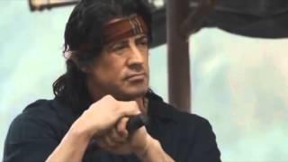 Rambo 4 - Dublagem Experimental - Jeferson Silveira