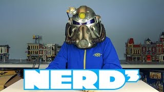 Nerd³ Toys - Fallout 76 Power Armour Edition