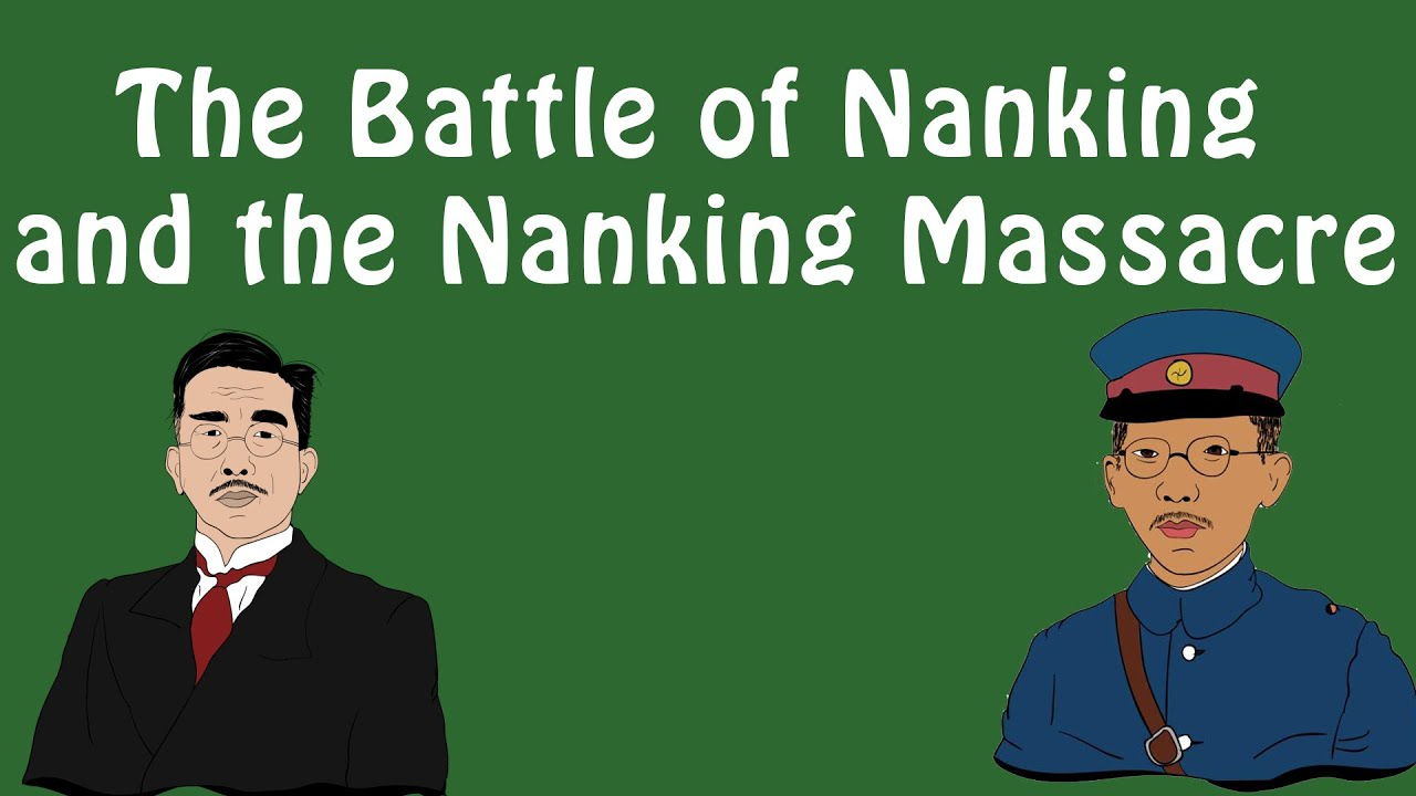 The Battle of Nanking and the Nanking Massacre (All Parts)