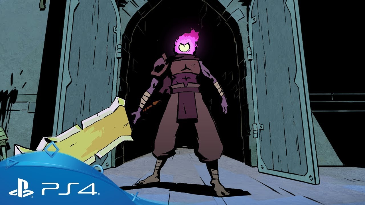 Dead Cells | Animated Trailer | PS4