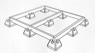 Универсальный фундаментный блок Pier Block(Задачей данного блока является способность поддерживать вертикальные либо горизонтальные опорные балки...., 2016-03-13T19:43:25.000Z)