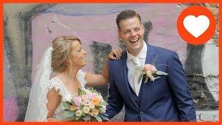 Trouwfilm | Trouwvideo | Klooster Noordwijk aan Zee | Bruiloft Thijs & Lieke ♥