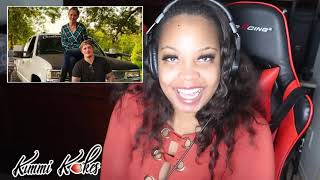 "Kimmi Kakes Reacts To Upchurch ""Fallen"" ft. My Mama (OFFICIAL AUDIO) #upchurch #fallen"