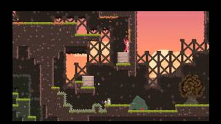 Press Start: DustForce [Game Maker Prototype]