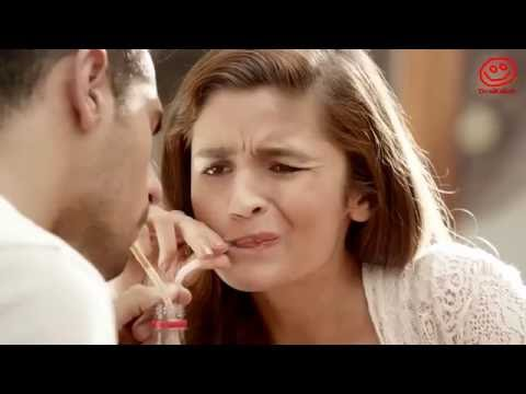 Thumbnail: Alia Bhatt Most Funny Ads Collection
