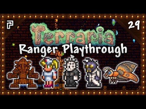 🌳 Terraria 1.3.5 Let's Play | Ranger Playthrough | 1.3.5 Now Out! Eclipse & Boss Fails [Episode 29]