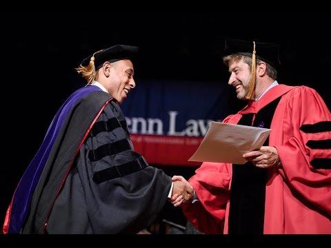 Penn Law 2017 Graduation