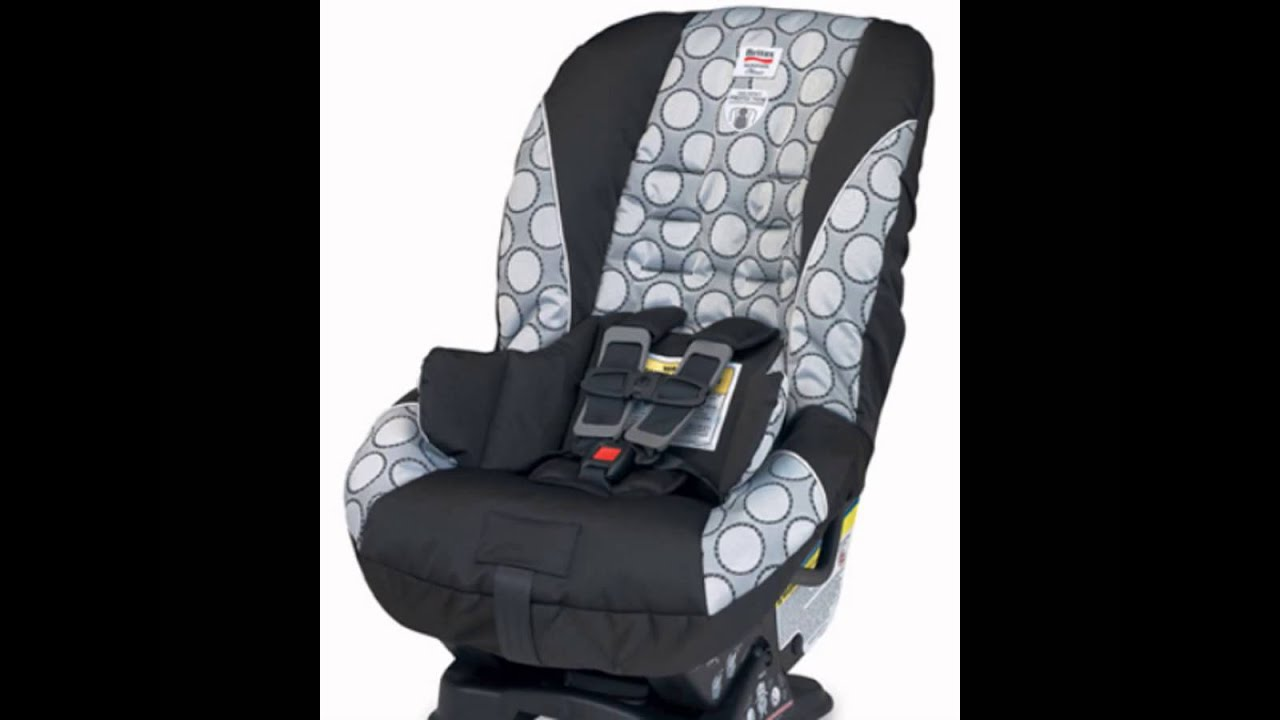 Where to Buy Britax Marathon Convertible Car Seat - YouTube