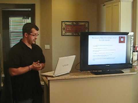 Communication Speech, Relationship Deterioration and Repair