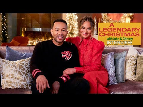 'A Legendary Christmas with John and Chrissy' Interview Mp3