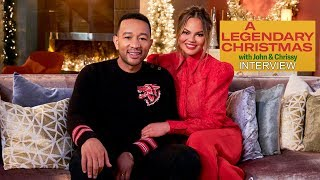 'A Legendary Christmas with John and Chrissy' Interview