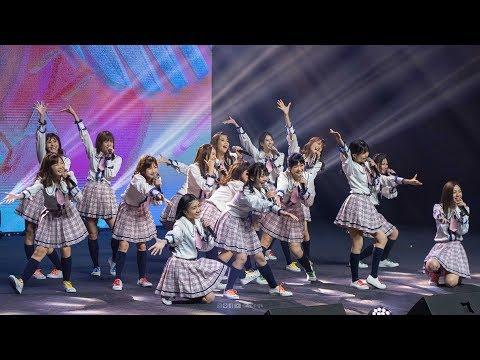 การแสดง BNK48 PARTY ga Hajimaru yo ในคอนเสิร์ต BNK48 ThailandForAttapeu