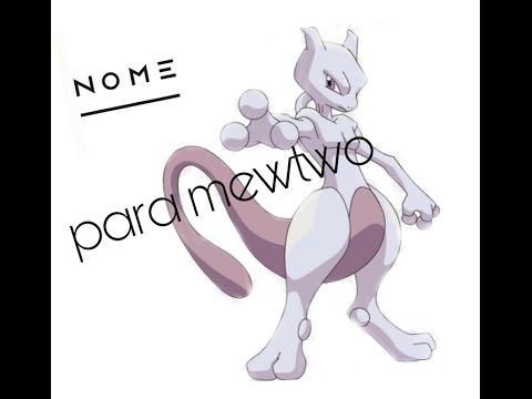Tutorial(de como colocar o nome mewtwo no Pokémon super mega emerald)