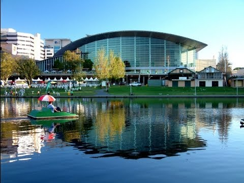 Adelaide Convention Centre - Just as well you've seen it