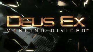 Анонсирующий трейлер Deus Ex Mankind Divided с русскими субтитрами Вопросы Пожелания