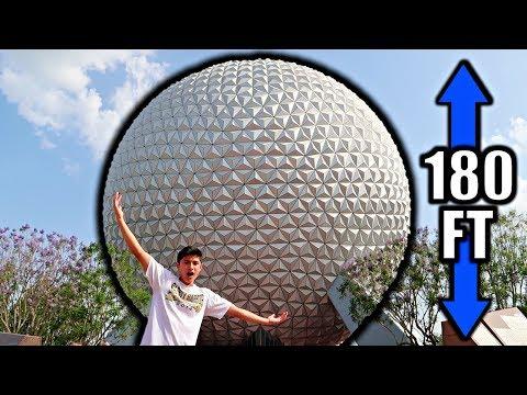WORLD'S BIGGEST BALL!