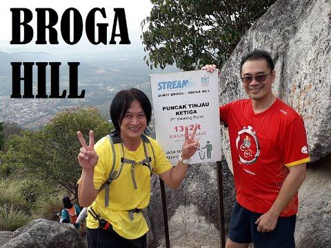 Was Broga Hill A Nice Place To Hike