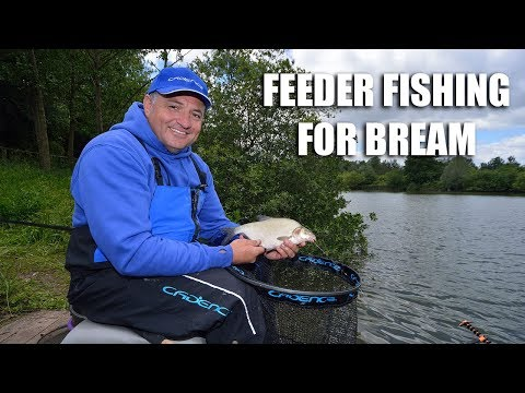 Cadence Fishing TV: Feeder Fishing for Bream at Arrow Valley Lake