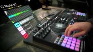 Native Instruments Traktor Kontrol F1 DJ Controller - Traktor Kontrol F1