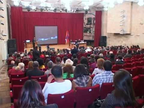Հայ լրագրողների 5-րդ համաժողով. The 5th Pan-Armenian Forum