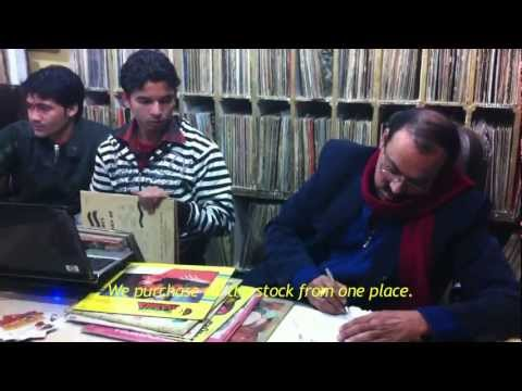 New Gramophone House: Delhi's Only Record Shop