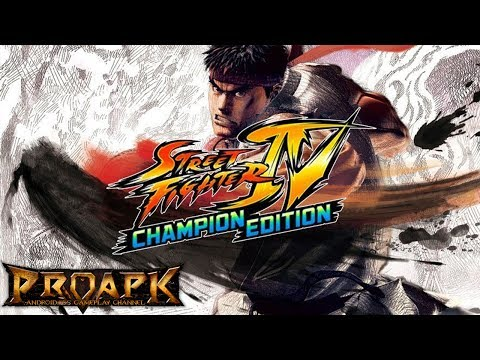 Street Fighter IV Champion Edition Gameplay Android / iOS
