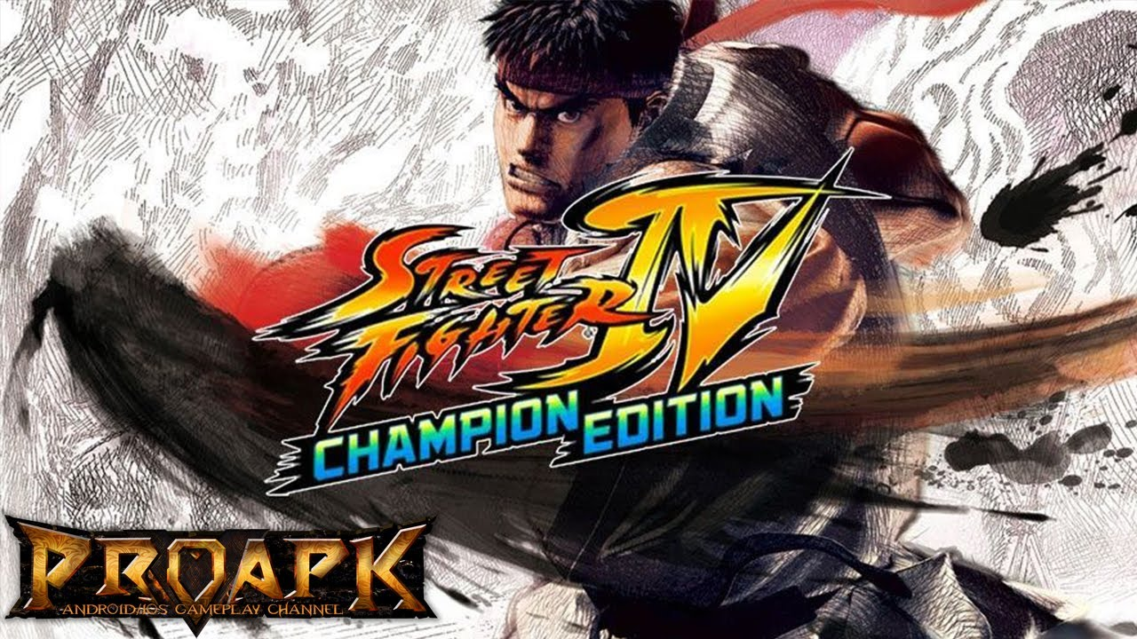 Street Fighter IV Champion Edition Gameplay Android / iOS ...