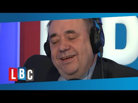The Alex Salmond Phone-In: 23rd March 2016