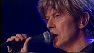 David Bowie Always Crashing in the Same Car (LOW) Montreux Jazz Festival 18.7.2002