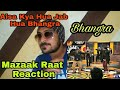 Indian Boy Reaction to Mazaak Raat Bhangra / Vicky Kee