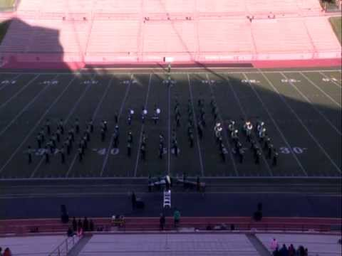 New Deal High School Band UIL Area Finals 2015