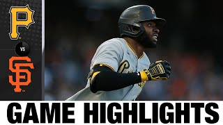 Pirates vs. Giants Game Highlights (7/24/21)