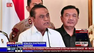 Video Wakapolri: Rutan di Mako Brimob Bukan Rutan Anggota Polri download MP3, 3GP, MP4, WEBM, AVI, FLV Agustus 2018