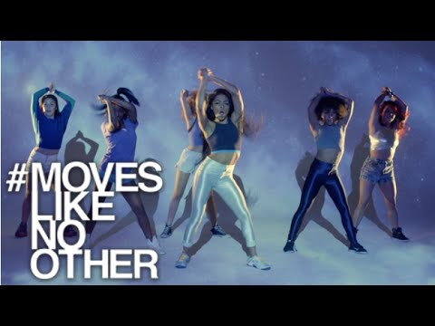 Becky G-Can't Stop Dancin' 8 Flavahz Choreography #MovesLikeNoOther