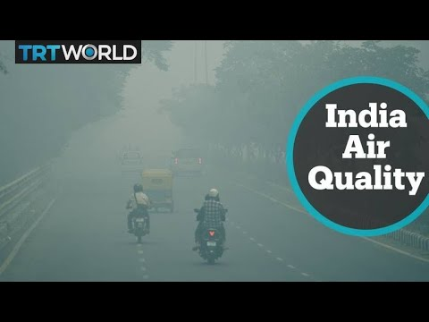 India Pollution: New Delhi declares public health emergency