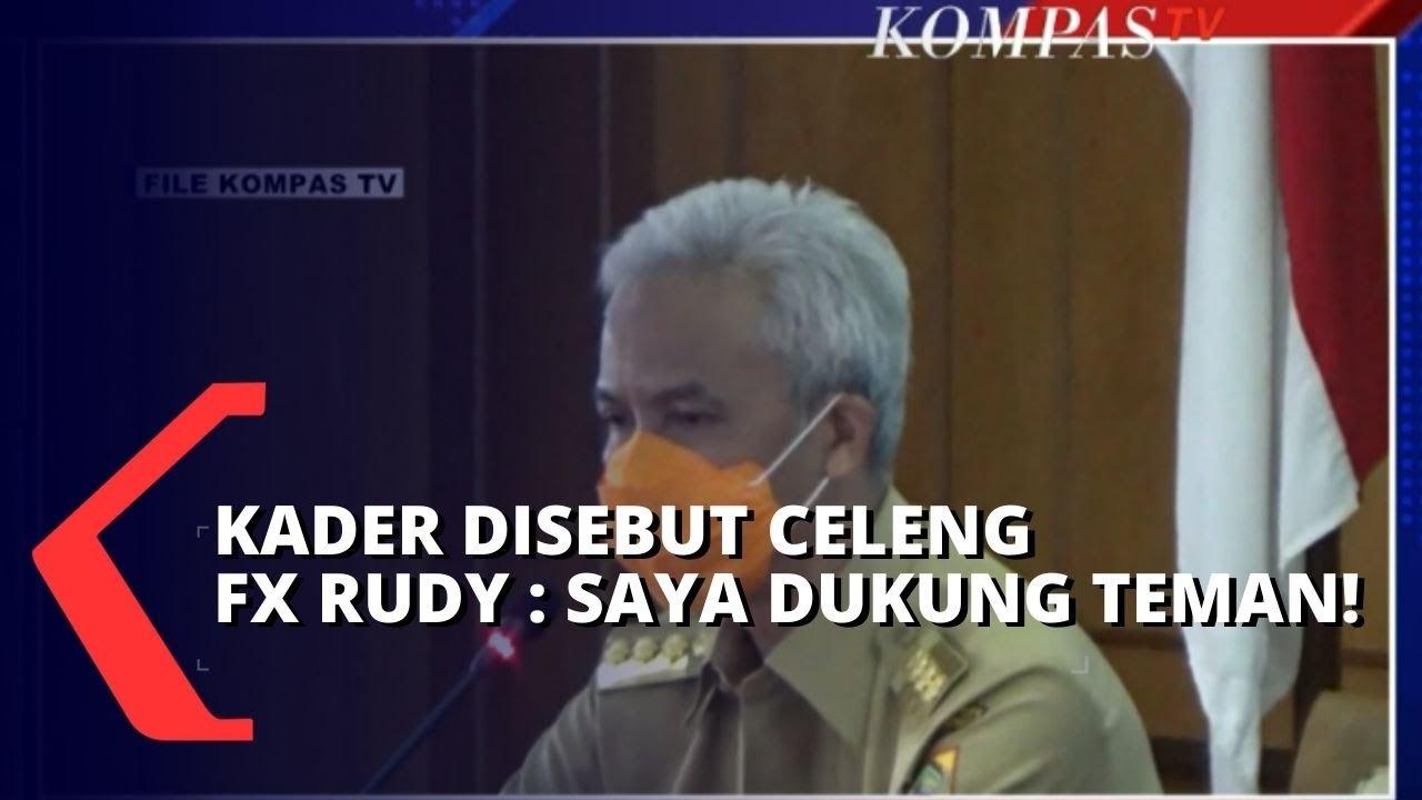 Download Fx Rudy: Pak Ganjar Nggak Minta Dideklarasikan, Rakyat Indonesia Tahu Kinerjanya