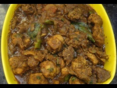 Chettinad Chicken Gravy In Tamil Chicken Chetinad In Tamil