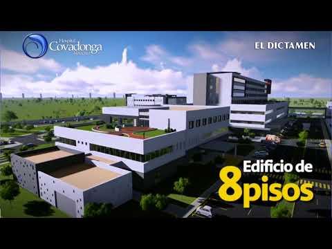 Nuevo Hospital Covadonga Veracruz será uno de los mejores del país