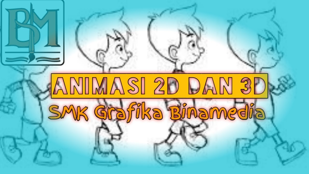 Animasi 2d Dan 3d 1 Youtube