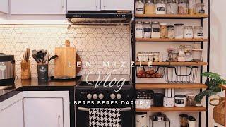 Beres Beres Dapur I Cleaning & Organizing my Kitchen I #Cleaningmotivation