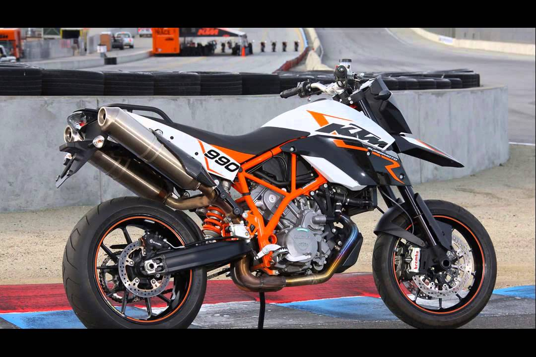 Ktm 990 Supermoto R 2013 Youtube
