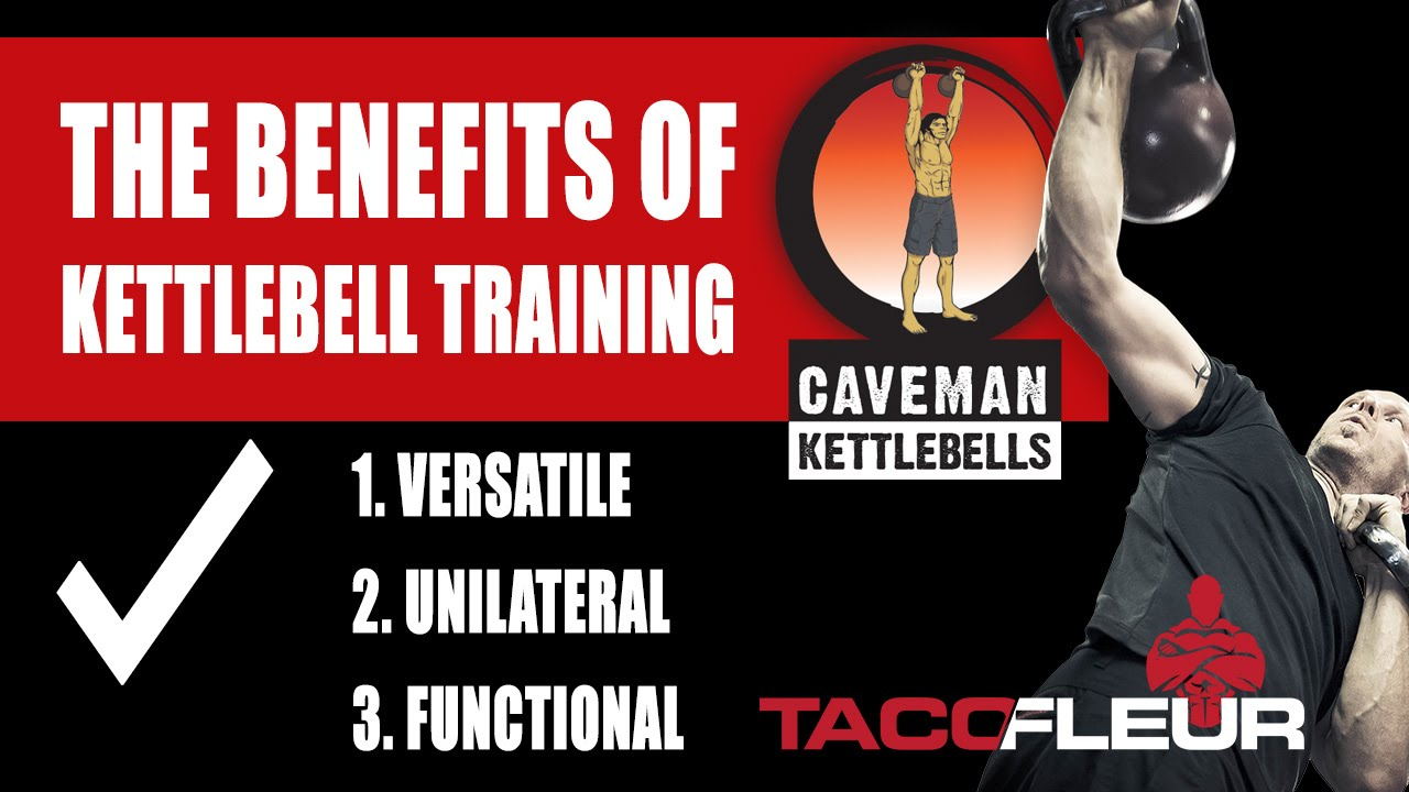 Benefits Of Kettlebell Training By CrossFit Level 1 Trainer