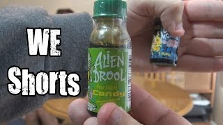 We Shorts - Alien Drool Sour Liquid Candy