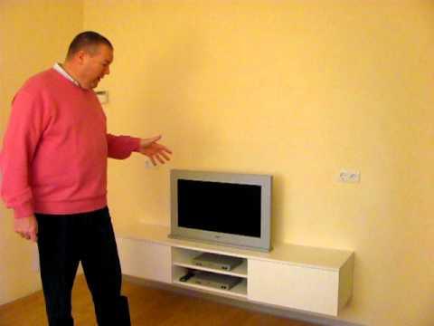 Besta Tv Meubel Ophangen 2016