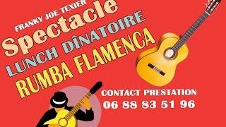 Rumba flamenca devant l