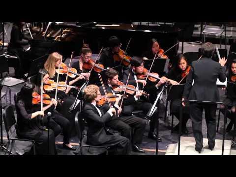 Bloch Concerto Grosso No. 1 for String Orchestra with Piano Obbligato