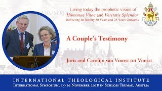 ITI International Symposium - Joris and Carolijn van Voorst tot Voorst (6/16)