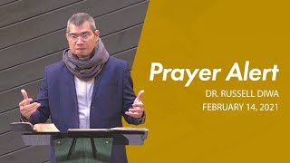 Prayer Alert | BCC Sunday Service | February 14, 2021