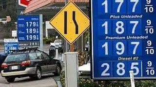США 1191: заправка автомобиля - виды и стоимость бензина, дизельное топливо(, 2014-02-06T06:06:54.000Z)